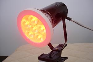 ブレスライト光線療法